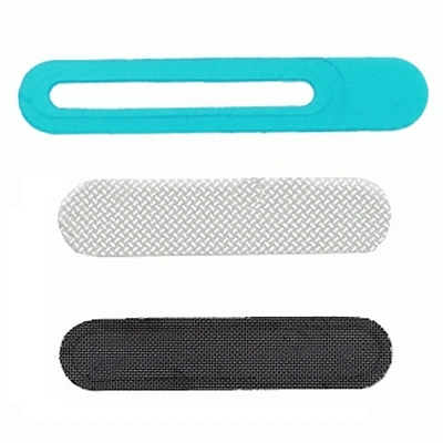 Earpiece Anti-dust Mesh with Sticker for iPhone 4