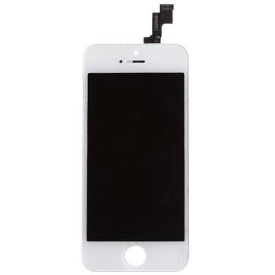 Oem Iphone SE Lcd Display Οθόνη + Touch Screen Οθόνη Αφής White AAA Original Quality