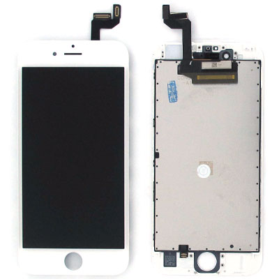 Oem Iphone 6S Lcd Display Οθόνη + Touch Screen Οθόνη Αφής White AAA Original Quality