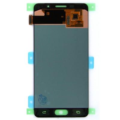 Γνήσια Original Samsung Galaxy A5 2016 SM-A510F A510 Οθόνη LCD Display + Touch Screen Μηχανισμός Αφής Black GH97-18250B