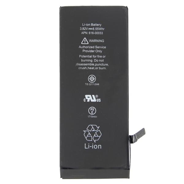 OEM HQ Apple iPhone 6s Μπαταρία Battery 1715mAh Li-Ion (Bulk) (Grade AAA+++)