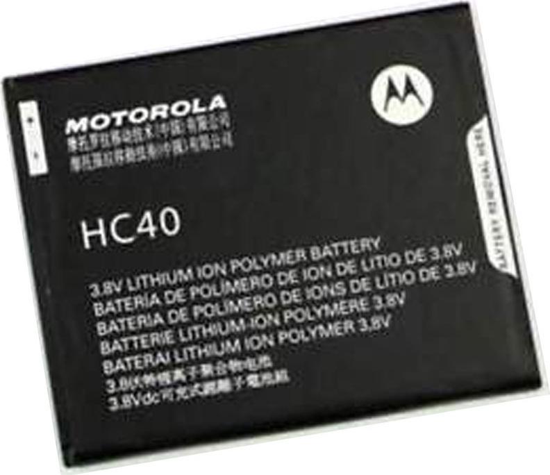 Γνήσια Original Motorla Moto C Μπαταρία Battery 2350mAh Li-Pol (Bulk) HC40