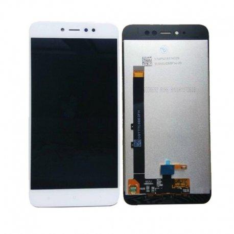 Original Xiaomi Redmi Note 5A Οθόνη LCD Display Screen + Touch Screen Digitizer Μηχανισμός Οθόνης Αφής White