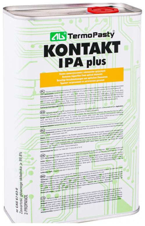 Kontakt IPA PLUS Isopropylalkohol Isopropanol 1L - 99.8% Ισοπροπυλική αλκοόλη