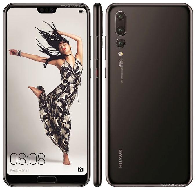 Huawei P20 Pro Smartphone Κινητό 128GB Black Used Μεταχειρισμένο Grade A'