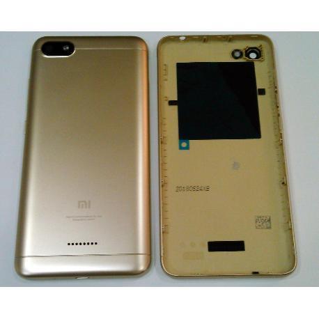 Γνήσιο Original Xiaomi Redmi 6a battery cover Καπάκι Μπαταρίας Gold