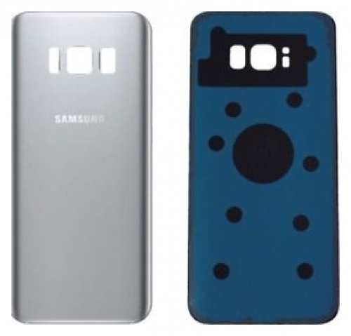 OEM HQ Samsung Galaxy S8 Plus G955F G955 Battery cover Καπάκι Μπαταρίας Orchid Grey