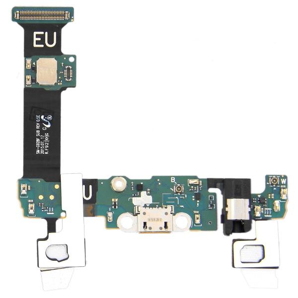 Original Samsung Galaxy S6 Edge +  G928F G928 Charger Dock connector flex Καλωδιοταινία Φόρτισης + Mic + Soft Buttons Πλήκτρα GH96-08226A