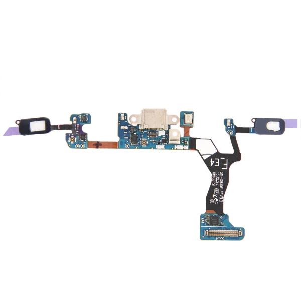 Γνήσιο Original Samsung Galaxy S7 Edge G935F G935 Charger Dock connector flex Καλωδιοταινία Φόρτισης + Mic + Soft Buttons Πλήκτρα