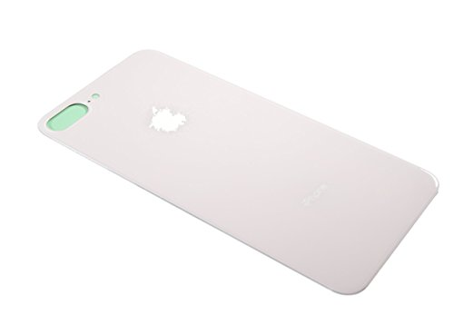 OEM HQ Apple Iphone 8 Plus Battery Cover Καπάκι Μπαταρίας White