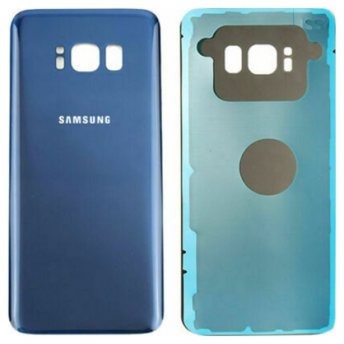 OEM HQ Samsung Galaxy S8 Plus G955F G955 Battery cover Καπάκι Μπαταρίας Blue
