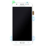 Original Samsung J500 Galaxy J5 Οθόνη LCD + Touch Screen White