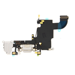 Iphone 6S Dock Connector Audio Flex Cable white
