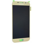 Samsung Galaxy S6 G920F Complete LCD+Front Cover gold
