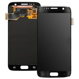 Γνήσια Original Samsung Galaxy S7 G930F G930 Amoled Οθόνη LCD Display Screen + Touch Screen Digitizer Μηχανισμός Αφής Black GH97-18523A