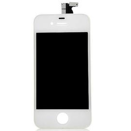 OEM iphone 4s White Lcd Οθόνη + Touch Screen Digitizer Μηχανισμός Αφής AAA Original Quality