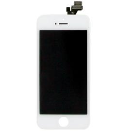 OEM HQ Iphone 5, Iphone5 Lcd Display Screen Οθόνη + Touch Screen Digitizer Μηχανισμός Αφής White (Grade AAA+++)