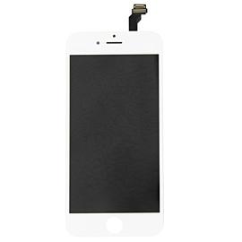 HQ OEM Apple Iphone 6, Iphone6, 6G, Lcd Display Screen Οθόνη + Touch Screen Digitizer Μηχανισμός Οθόνης Αφής White (Grade AAA+++)