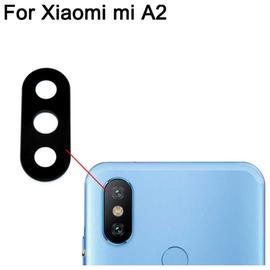 Γνήσιο Original Xiaomi (MiA2 Mi A2, Mi 6X) Camera Lens Τζαμάκι Κάμερας