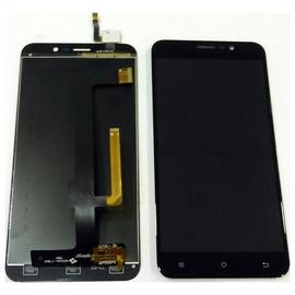 Γνήσια Original Cubot Note S Lcd Display Οθόνη + Touch Screen Μηχανισμός Οθόνης Αφής Black