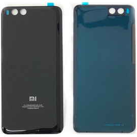 HQ OEM Xiaomi Mi Note 3 battery cover Καπάκι Μπαταρίας Black (Grade AAA+++)