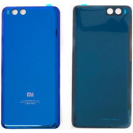 HQ OEM Xiaomi Mi Note 3 battery cover Καπάκι Μπαταρίας Blue (Grade AAA+++)