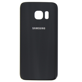 OEM HQ Samsung G930 Galaxy S7 Battery cover Καπάκι Μπαταρίας Black (Grade AAA+++)