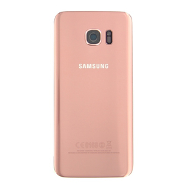 Samsung G935F Galaxy S7 Batterycover pink