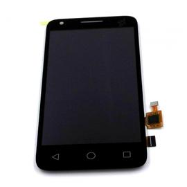 Original Alcatel 4027d Pixi 3 (4.5) Οθόνη Lcd + Touch Screen Μηχανισμός Αφής Black