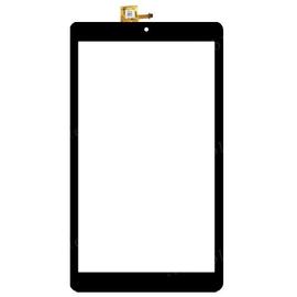 """Γνήσιο Original Alcatel Pixi 3 (10) 8079 WiFi 10"""" Vodafone Tab 6 Grand (LWGB10100180 REV-A2) MLS IQ1012 Touch Screen Digitizer Μηχανισμός Αφής Τζάμι Black"""