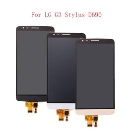 Oem High Quality LG G3 Stylus D690 Lcd Display Οθόνη + Touch Screen Οθόνη Αφής