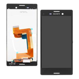 HQ Sony Xperia M4 Aqua E2303 E2333 Οθόνη Lcd Display Screen + Touch Screen DIgitizer Μηχανισμός Αφής Original Quality AAA Black