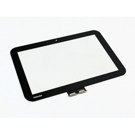 """HQ OEM Toshiba Excite Pad AT10 AT10-A-104 10.1"""" Μηχανισμός Aφής Τζάμι Touch Screen Digitizer Black Original Quality AAA"""