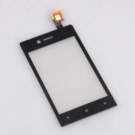 Oem Touch Screen Οθόνη Αφής Sony Xperia ST23 Miro Black