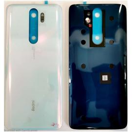 Γνήσιο Original Xiaomi Redmi Note 8 Pro Back Rear Battery Cover Καπάκι Κάλυμμα Μπαταρίας Pearl White (Service Pack By Xiaomi)