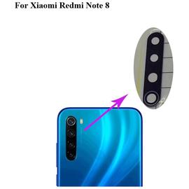 Γνήσιο Original Xiaomi Redmi Note 8 Camera Lens Τζαμάκι Κάμερας