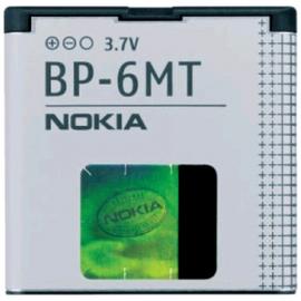 Γνήσια Original Nokia 6720c, E51, N81, N81 8GB, N82. Nokia 6720c, E51, N81, N81 8GB, N82, BP-6MT Μπαταρία battery 1050mAh Polymer (Bulk)