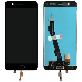 HQ OEM Xiaomi Mi Note 3 , Mi Note3 Lcd Screen Display Οθόνη + Touch Screen Digitizer Μηχανισμός Αφής + Fingerprint Sensor Δακτυλικό Αποτύπωμα Black