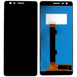 OEM HQ Nokia 3.1 (TA-1063) LCD Display Screen Οθόνη + Touch Screen Digitizer Μηχανισμός Αφής Black (Grade AAA+++)