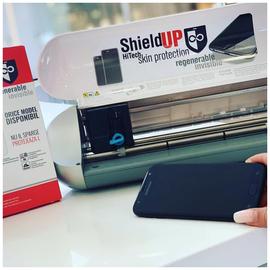 Silhouette cutter Shield Up Μηχάνημα κοπτικό για ειδικές ζελατίνες προστασίας + Εφαρμογή Android