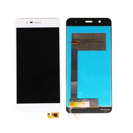 HQ OEM Asus ZenFone 3 Max ZC520TL Οθόνη LCD + Touch Screen Μηχανισμός Αφής White