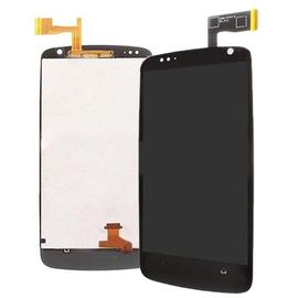 Γνήσια Original Htc Desire 500 Οθόνη LCD + Touch Screen Μηχανισμός Αφής Black