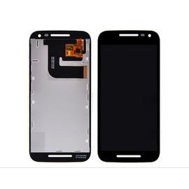 Γνήσια Original Motorola Moto G3 3rd Generation xt1544 xt1550 xt1540 XT1541 XT1543 Οθόνη LCD + Touch Screen Μηχανισμός Αφής Black
