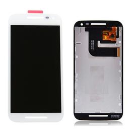 Γνήσια Original Motorola Moto G3 3rd Generation xt1544 xt1550 xt1540 XT1541 XT1543 Οθόνη LCD + Touch Screen Μηχανισμός Αφής White