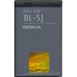 Γνήσια Original Nokia 5228, 5230 XM, 5800 XM, N900, C3, X1-00, X1-01, X6, Asha201, Asha200 Μπαταρία Battery 1430mAh Li-Ion (Bulk) BL-5J