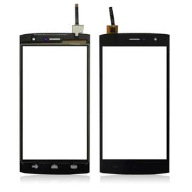 Γνήσιο Original HomTom HT7 Touch Screen Digitizer Μηχανισμός Αφής Τζάμι Black
