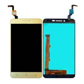 OEM HQ Lenovo Vibe K5 A6020A40 LCD Display Screen Οθόνη + Touch Screen Digitizer Μηχανισμός Αφής Gold (Grade AAA+++)