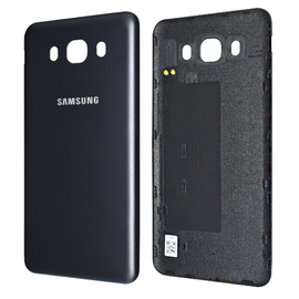 Γνήσιo Original Samsung Galaxy J7 2016 SM-J710F J710​ BATTERY COVER ΚΑΠΑΚΙ ΜΠΑΤΑΡΙΑΣ BLACK (Bulk) GH98-39386B