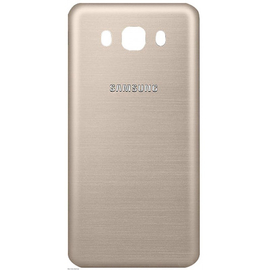 Γνήσιo Original Samsung Galaxy J7 2016 SM-J710F J710 BATTERY COVER GOLD (Bulk) GH98-39386A