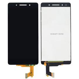 OEM HQ Huawei Honor 7 Οθόνη LCD + Touch Screen Digitizer Οθόνη Αφής black